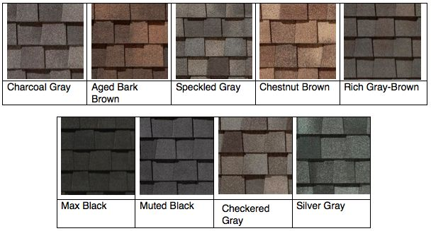 landmark shingles installation instructions