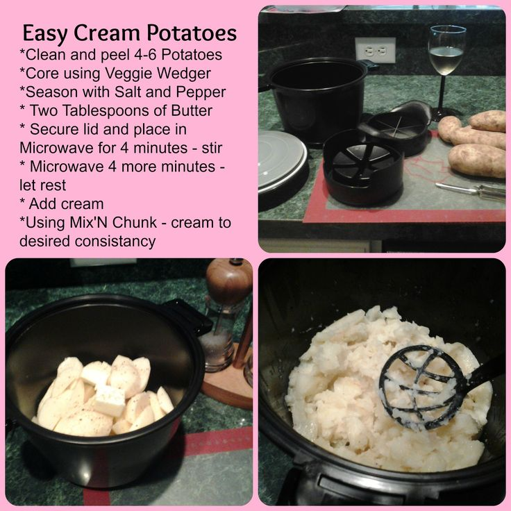 pampered chef micro steamer instructions