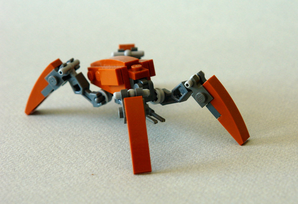 lego mass effect reaper instructions