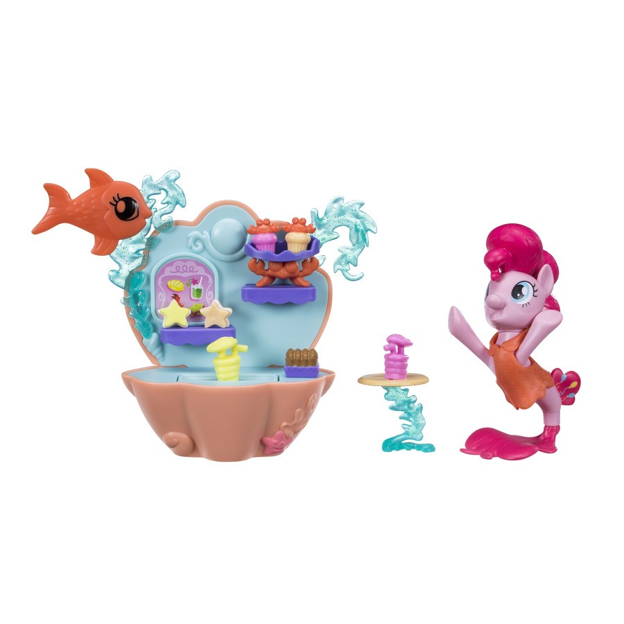 swimming pinkie pie instructions