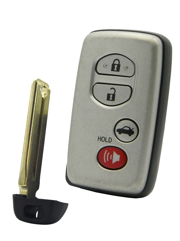 toyota smart key programming instructions