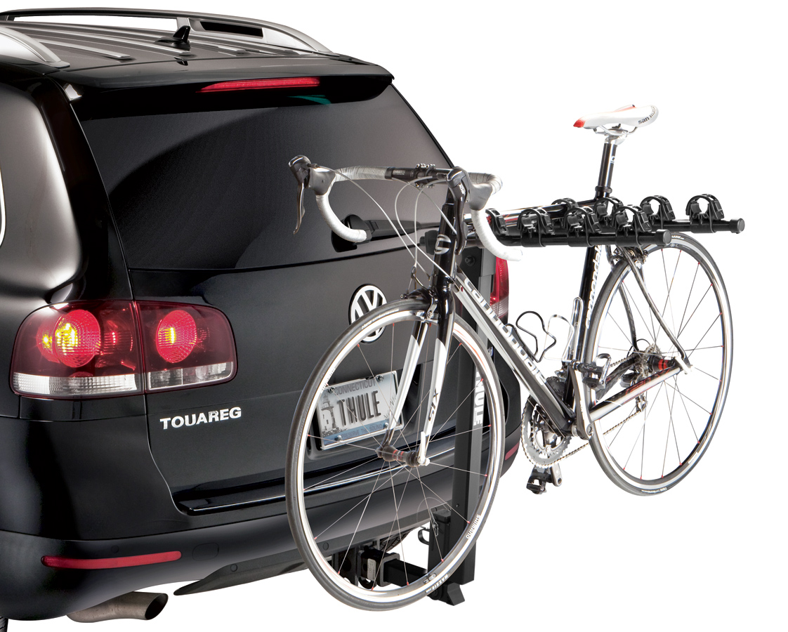 thule hatchback bike rack instructions