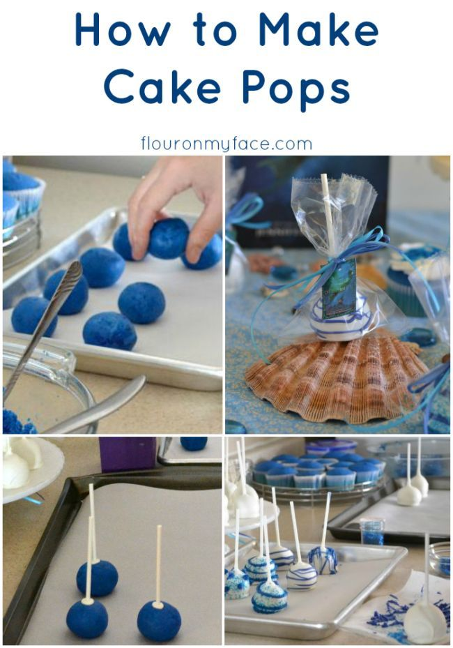 tasty top cake pops instructions