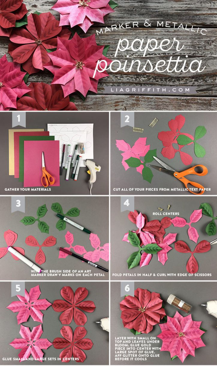 instructions patterns for crepe paper flowers