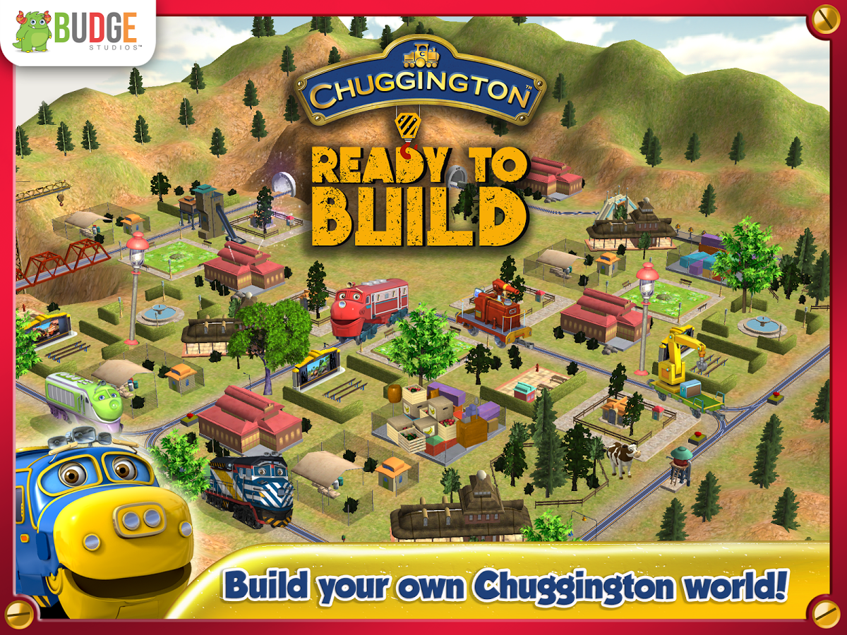 chuggington train track instructions