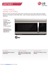 lg over the range microwave installation instructions