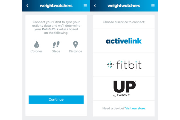 weight watchers pedometer instructions 2014