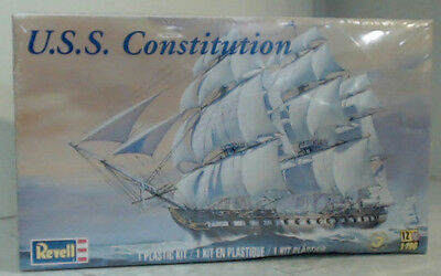 revell uss constitution instructions