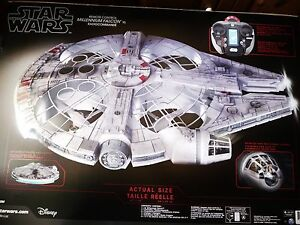 air hogs millennium falcon drone instructions