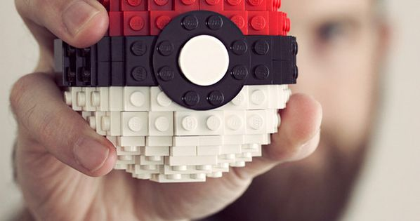lego pokemon ball instructions