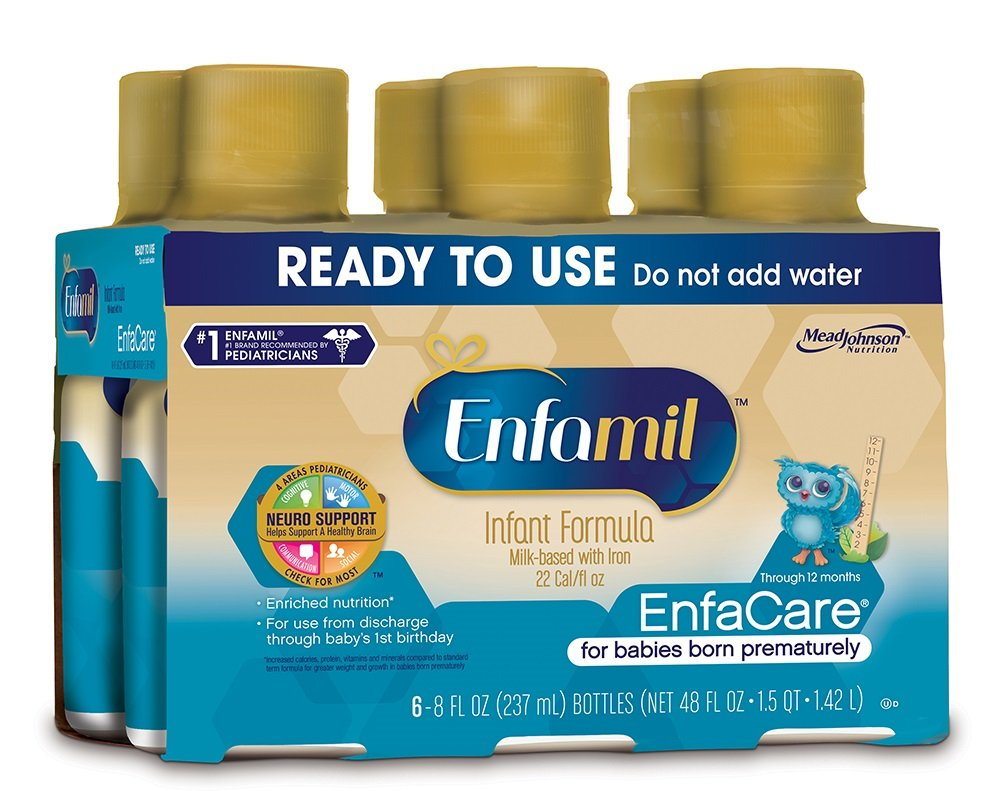 enfamil concentrated liquid instructions