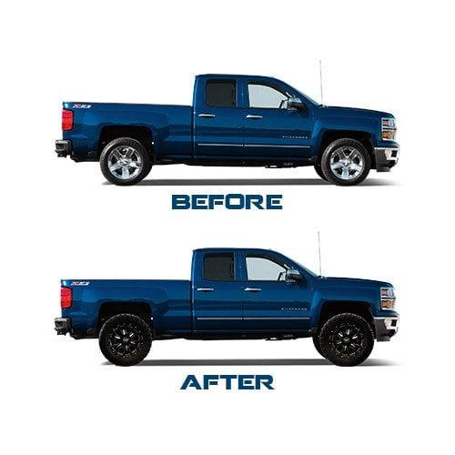 f150 leveling kit installation instructions