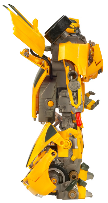 ultimate bumblebee transformer toy instructions