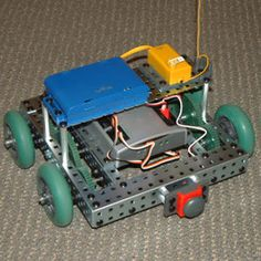 vex edr robot instructions